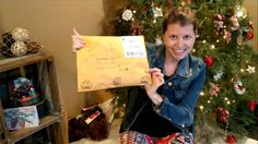 Hollywood Haunter Receives Christmas Mail - Mail Vlog #1
