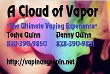 A Cloud of Vapor