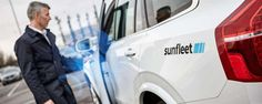Volvo Cars gaat een nieuwe bedrijfstak oprichten, volledig gericht op autodeeldiensten.