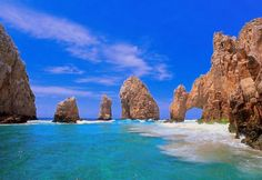 cabo san lucas - mexico - my favorite vacation even if it wasn't for a full week!