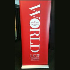 ucnow - Be prepared to change the world...