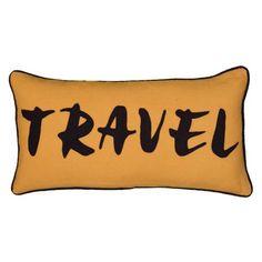 Wildon Home Daijah Pillow Cover, Yellow