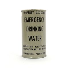 (99+) Fab.com | Emergency Drinking Water