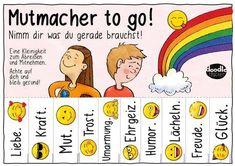 Bild in der Beschreibung des Unterrichtsmaterials Mutmacher to go / zum Mitnehmen von Doodleteacher #2