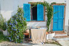 Village house on the Sardinia Island