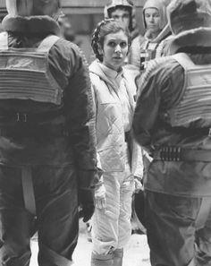 "Retro Star Wars Strikes Back • Carrie Fisher ""Princess Leia ..."