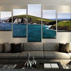 Kerry - Dingle Peninsula Canvas Print Wall Art Wall Art Prints, Canvas Prints, Thing 1, 1 Piece, Canvas Art, 10 Days, Size 2, Display, Note