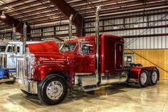 Mack serie B Old Mack Trucks, Big Rig Trucks, Antique Trucks, Vintage Trucks, Retro Vintage, Kenworth Trucks, Pickup Trucks, Dodge Trucks, Peterbilt