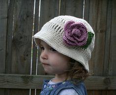 crochet summer hat - ThreadBanger Forums