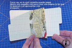 Carpeta con separadores - Tutorial paso a paso Cinderella 23