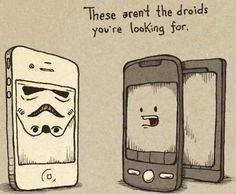 its a star wars joke ;)