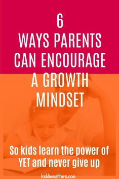 Strategies for how we can model a growth mindset for kids and teach them how to embrace challenges, try new things, and learn from their mistakes. #growthmindset #growthmindsetforkids #grit #caroldweck #schoolcounseling #parenting #positiveparenting  via
