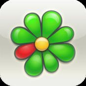 ICQ Messenger  By ICQ    Chat for free with all your Phone, ICQ, Facebook, GoogleTalk, AIM and Mail.ru contacts using one single app – The ICQ messenger.  #iphone #icq