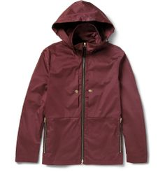 PS by Paul Smith - Showerproof Coated-Cotton Lightweight Jacket - $825.00