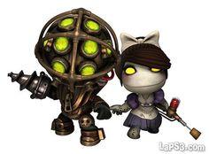 Little Big Planet - BioShock Edition