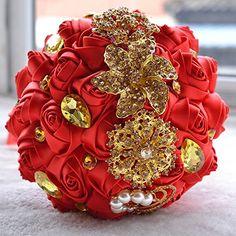 Romantique Bouquet de Satin Rouge Rose avec Deluxe Dore S... https://www.amazon.fr/dp/B01FQO4JXI/ref=cm_sw_r_pi_dp_3G8oxbPQFM00A