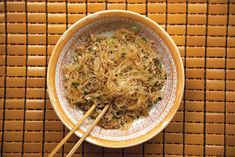 Vermicelli Noodles With Ground Pork (Ma Yi Shang Shu)