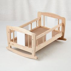Doll World Cradle - possibly a birthday present for your daughter when she turns two?