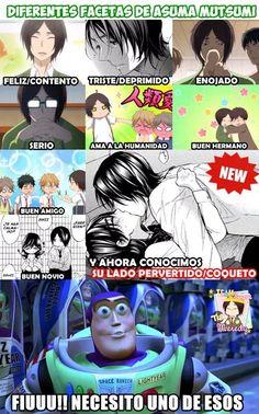 Solo en el manga termina con uno... Termino siendo Mutsumi??? Kakashi Sensei, Naruto, Manga Characters, Inuyasha, Kawaii Anime, Shoujo, Anime Couples, Chibi, Manga Anime