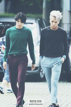 Vixx LR Ravi and Leo beautiful liar