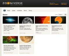 Kids can help real scientists on Zooniverse! ... Awesome site uses citizen scientists to study stars, whale songs, cancer cells, the sun, cyclones, ancient Greeks and more.