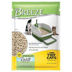 Breeze Pellet Refills