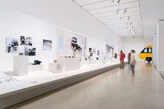 Exhibition Design Museum – Kenneth Grange: Making Britain Modern 2011