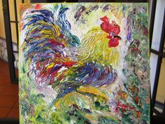 Il gallo di Karen Tarlton