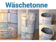 Wäschetonne Upcycling | MarinaMia