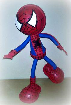 pavoučí muž