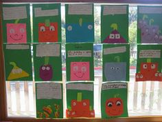 Spookly the Square Pumpkin activity and writing