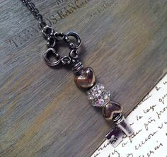 Necklace Custom Created by: Rachel's Original Gifts. Featuring Jewelry so adorable,.. It's ADORNable