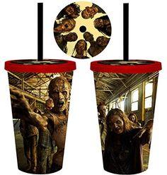 Walking Dead Carnival Cup | Zombie Warehouse @ niftywarehouse.com #NiftyWarehouse #WalkingDead #Zombie #Zombies #TV