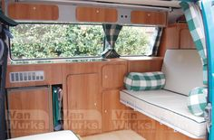 Classic Interior for Volkswagen T2 Bay Window from £1,995.00