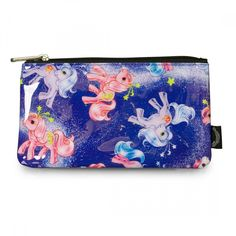 My Little Pony Retro Celestial Pencil Bag / Cosmetic Bag by Loungefly