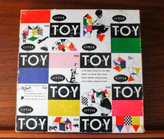 Charles and Ray Eames, the Little Toy, 1952