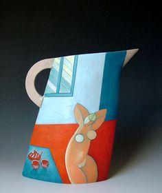 Ceramics by Jude Jelfs at Studiopottery.co.uk - 2009.
