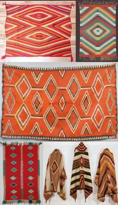 patterns via justina blakeney Textiles, Textile Prints, Textile Patterns, Textile Design, Print Patterns, Navajo Weaving, Navajo Rugs, Native American Rugs, American Indians