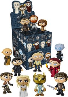 Funko - Mystery Minis Blind Box: Game of Thrones Series 3 Vinyl Figures - Multi