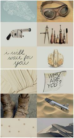 Rey Aesthetics | Star Wars | The Force Awakens | Tumblr