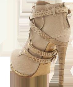 Christian Dior Guetre Heel