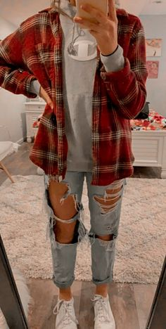 Winter Outfits For Teen Girls, Trendy Fall Outfits, Cute Comfy Outfits, Teen Fashion Outfits, Casual Summer Outfits, Mode Outfits, Fashion Ideas, Popular Outfits, Casual College Outfits