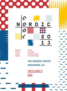 Nordic Cool 2013 by Kokoro & Moi, via Behance