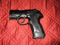 Beretta PX4 9mm subcompact with X-Grip and 17 rnd mag Find our speedloader now!  http://www.amazon.com/shops/raeind
