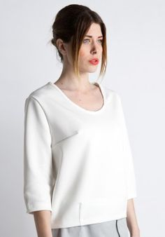 T-shirt - White BUY IT NOW ON www.dezzy.it!