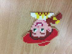 Jessie Toy Story perler bead by Amanda Collison