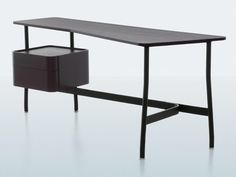 Sled Desk Cassina