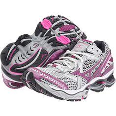 Mizuno Wave Creation 12 -  I'm loving my new running shoes!