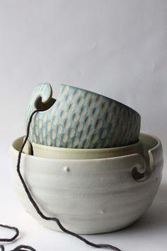 yarn & twine bowls
