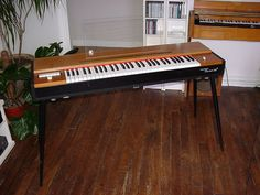clavinet d6 - いい楽器だ。